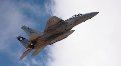 Россия разрешила Израилю атаковать Иран в Сирии