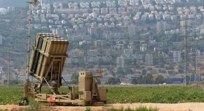 Опубликованы кадры удара Израиля по Сирии