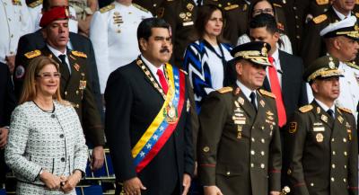 Мадуро попросил ООН расследовать покушение нанего