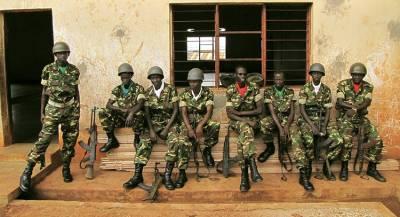 Неизвестные расстреляли 18 жителей Нигерии