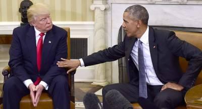 Обама обвинил Трампа в игре на страхах и гневе американцев