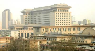 Минобороны Китая прокомментировало санкции США
