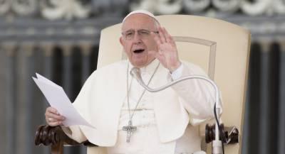 Папа римский Франциск совершит первый визит в Прибалтику