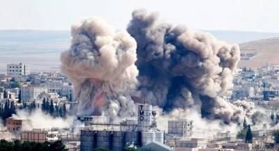 В сирийской провинции прогремел взрыв