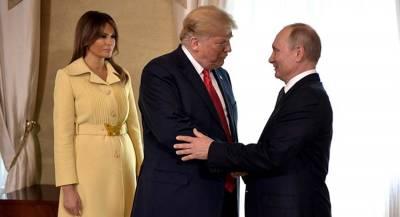 Трамп вспомнил о Путине на высоте в десять километров