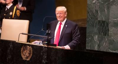 Трамп призвал мир бороться с социализмом