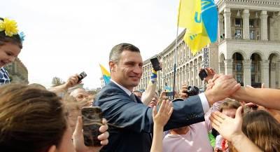 Кличко отказался баллотироваться в президенты Украины
