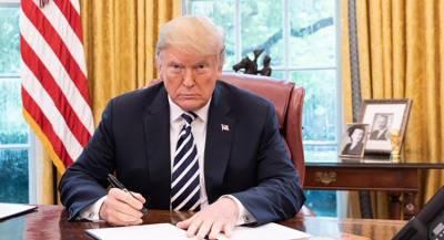 Трамп ужесточил санкции против России