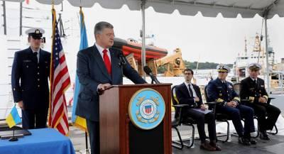 Порошенко назвал Украину «восточным флагманом НАТО»