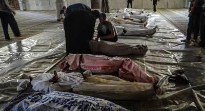 Франция пригрозила ответить на химатаки в Сирии