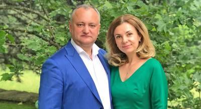 Семья президента: Игорь Додон