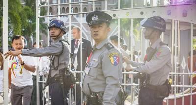 В Мьянме задержали часть сбежавших заключённых