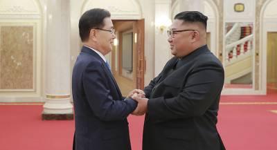 Южная Корея надеется заключить мир с КНДР до конца года