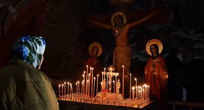 Украинские монахини обещали сжечь себя из-за захвата храмов