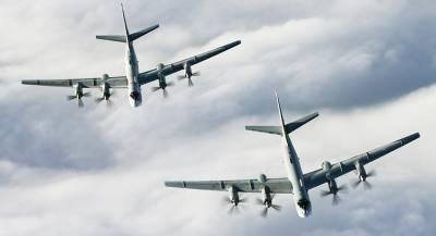 Истребители США перехватили российские Ту-95 вблизи Аляски