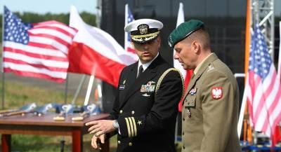 Польша понадеялась на размещение баз США