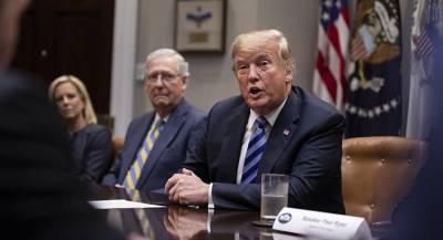 Трамп обвинил оппозицию в порочащих небылицах