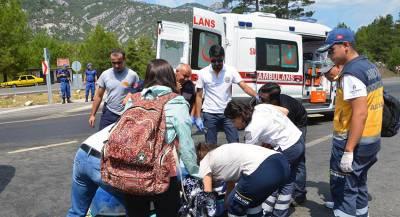 При ДТП в Турции погибли семь человек