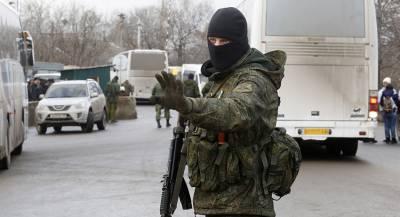 Украина отодвинула пункт пропуска «Меловое» от России