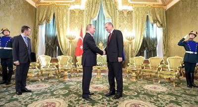 Путин и Эрдоган объединились против Ципраса