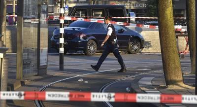 Крупный теракт предотвращен в Нидерландах