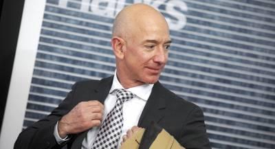 Глава Amazon раскритиковал Трампа занападки наСМИ