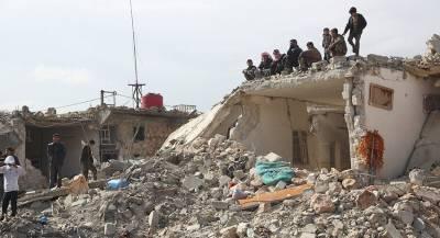 ВСирии подсчитали ущерб отразрушения поездов боевиками
