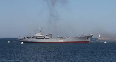 Миновавшие Крым украинские суда прибыли в Мариуполь