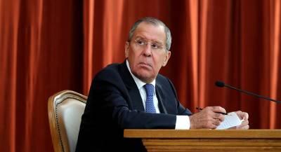 Лавров рассказал о «вскруживших голову» надеждах Порошенко
