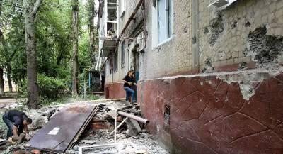 Киев отменил военное положение в Донбассе