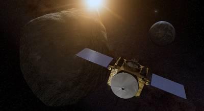 Крупный астероид подлетит к Земле через три дня