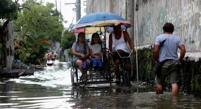 Пять человек погибли при наводнении в Китае