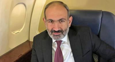 Пашинян ожидает визит Путина в следующем году