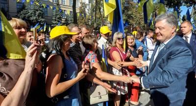 Судьбу Порошенко решает олигарх Фирташ