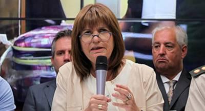 ВАргентине жандармерию забросали «коктейлями Молотова»