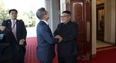 Глава Южной Кореи везёт Трампу письмо от Ким Чен Ына