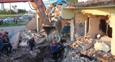 Землетрясение в Анталье обошло курорты