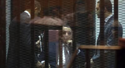 Снова арестованы сыновья Хосни Мубарка в Египте