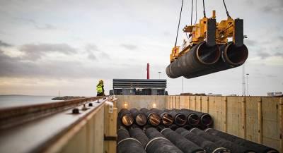 Швеция требует заблокировать «Северный поток-2»