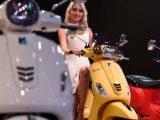Папа Римский получил в подарок мотороллер Vespa