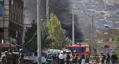 ИГ взяло на себя ответственность за взрывы в Кабуле