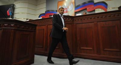 Захарченко похоронили на «Донецком море»