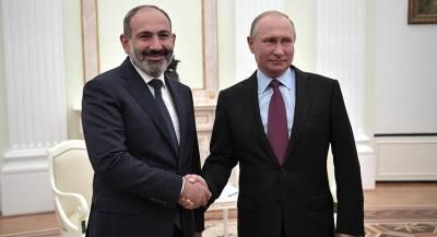 Россия пытается примириться с бурлением в Армении