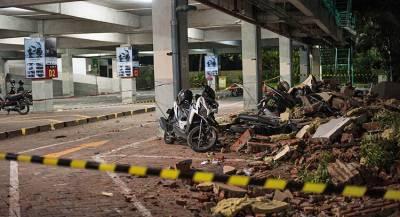 Россиян нет в числе пострадавших от стихии в Индонезии