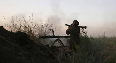 Украинские войска обстреляли посёлок в ЛНР из гранатомётов