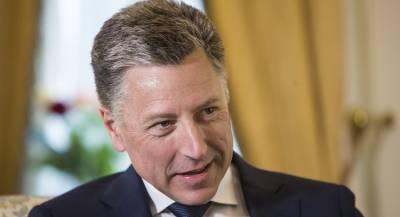 Волкер порассуждал о возврате Крыма Украиной