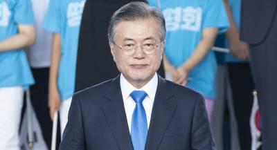 Мун Чжэ Инзаявил оготовности КНДР кдиалогу сЯпонией