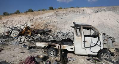 Пентагон опроверг данные о фосфорной атаке в Сирии