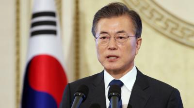 Мун Чжэ Инсчёл необходимым присутствие США вКорее