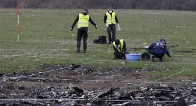РФ призвали признать результаты расследования крушения MH17